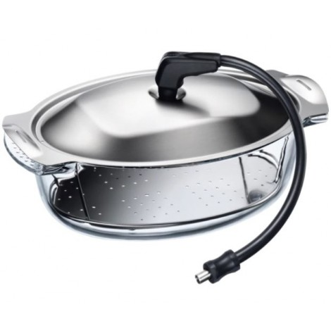 Electrolux Deluxe® Steaming Set  -  S.STEAMKIT