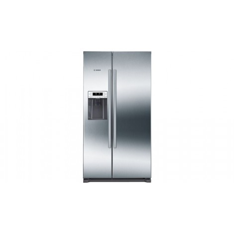 Bosch Frigorifero Side by Side Inox door KAD90VI30 NoFrost in A++ ...
