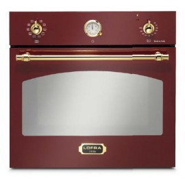 Lofra Forno elettrico serie Dolce Vita FRR69EE rosso 66LT