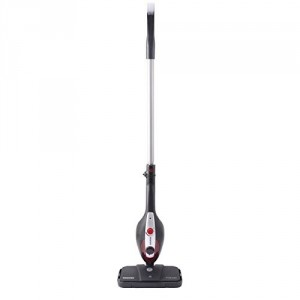 Hoover Scopa a Vapore S2IN1300C S2IN1300C01 2In1 Steamjet, Nero - PRONTA CONSEGNA