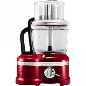 KitchenAid Food Processor da 4 Lt 5KFP1644ECA Finitura Rosso Mela metallizzato