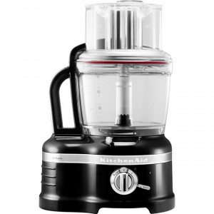KitchenAid Food Processor da 4 Lt 5KFP1644EOB Finitura Nero Onice