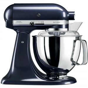 KitchenAid Robot da Cucina Artisan 5KSM175PSEUB Finitura Mirtillo