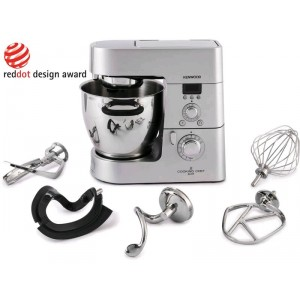 Kenwood Robot da Cucina KM082 Cooking Chef 1500 W, 6,7 L - PRONTA CONSEGNA