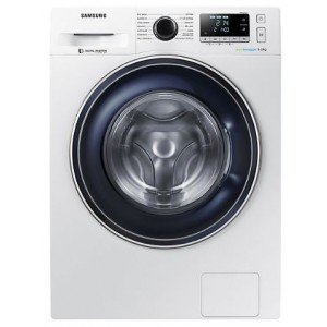 SAMSUNG Lavatrice Serie 5000 Crystal Clean™ Classe A+++ Kg.9  -  WW90J5426FW  -  RICHIEDERE PREVENTIVO