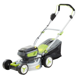GROUWN Rasaerba  LAWN MOWER CORDLESS 350MM 40V LI-ION (SOLO)