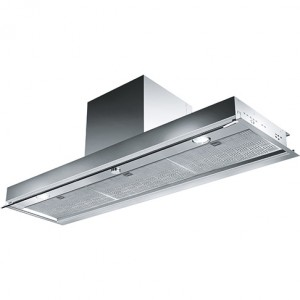 Franke Cappa sottopensile Style Lux LED FSTP NG 1205 X - 110.0473.547 Inox satinato